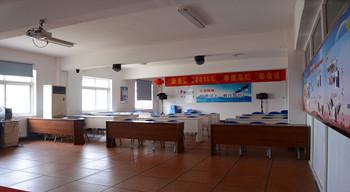 三楼培训室